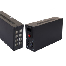 Universal 16 Portas 50W Desktop USB Multi Port Charger Station