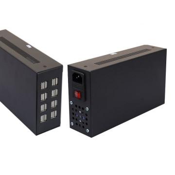 Universal de 16 puertos de 50W de escritorio USB Multi puerto cargador de la estación