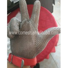 FDA Food Grade Stainless Steel Safety Gloves