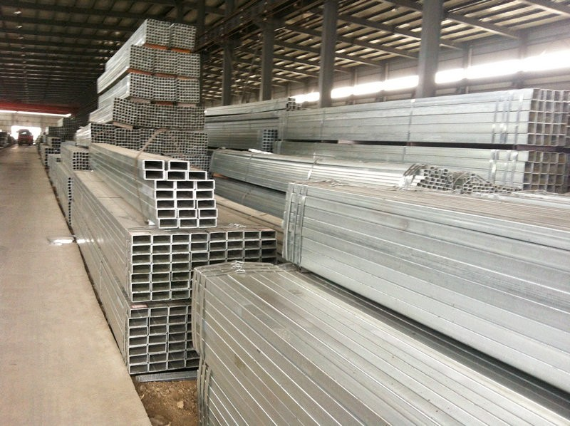 galvanized rectangular pipe1