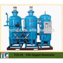 PSA Oxígeno y planta de gas de nitrógeno Tipo de Ahorro de Energía China Manufacutre