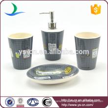 Keramik-Badezimmer-Seifen-Kasten