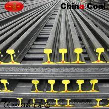 Rail d'acier de haute qualité à vendre