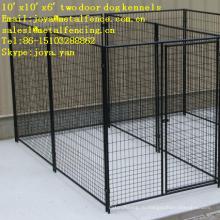 10'x10'x6' две двери модульные конструкции средних и больших псарен собаки