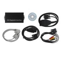 Автомобиля диагностический инструмент MB Carsoft 7.4 мультиплексор MCU управляемый интерфейс