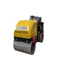 Двухбарабанный грунтовый дизельный двигатель