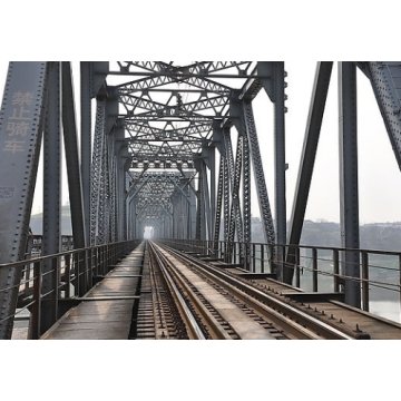 Customized Steel Girder Bridge