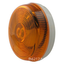 Round Trailer Clearance (Side Marker Light)