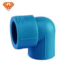 Синий ППР труб и фитингов