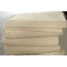 Fabricante 100% tela de algodón gris