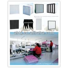 замена кондиционирования воздуха фильтры предварительной очистки
