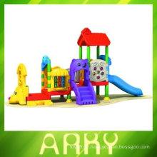 Kinder-Plastik Kleiner Indoor-Spielplatz