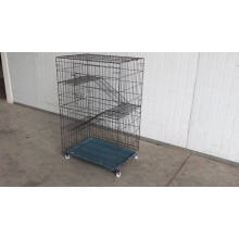 Latest Design 3 Layers Portable Cat Cages For Sale