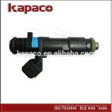 Marca Kapaco nuevo inyector de combustible SV109261 para Chevrolet Sail Spark Wuling