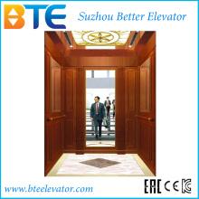 Mrl 1000kg Decoração de madeira Passenger Lift com Ce