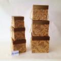Heißer Verkauf von tragbaren Kuchen Handschellen Box-Sets
