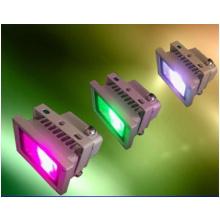 Luzes de inundação do diodo emissor de luz 10W para o controle remoto exterior