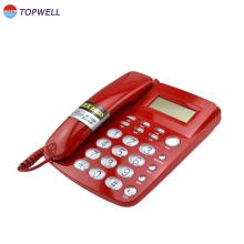 家庭やオフィス用のプラスチック電話カバーの使用
