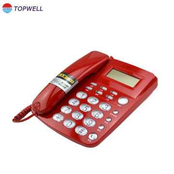 Plastic Telephone Cover Use For Home And Office
