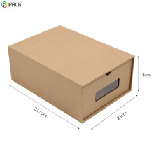 Wholesale Custom Drawer Shoe Box With Printing Logo