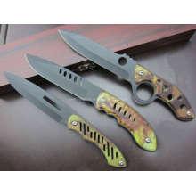 Cuchillo de aluminio de la manija (SE-066)