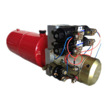 van truck hydraulic power units