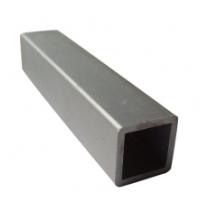 Aluminium Foursquare Pipe