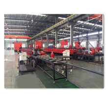 Solar Mounting Structure Roll Forming Machine