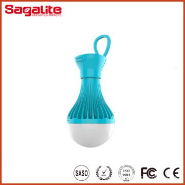 Hohe Helligkeit Wiederaufladbare tragbare LED Lampe