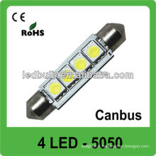 Lampe LED 39 mm canbus