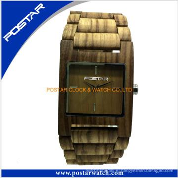 Новое Прибытие горячие Продажа деревянные часы для мужчин Выдвиженческий Вахта