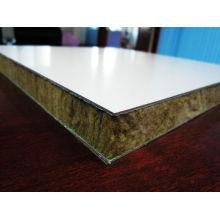 Custom Rock Lã Painéis Honeycomb Marine Panels