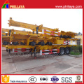 40feet 3axle Skeletal Container Semi Trailer