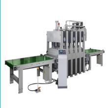 Máquina de prensado en caliente Shortcycle para chapa Honeycomb