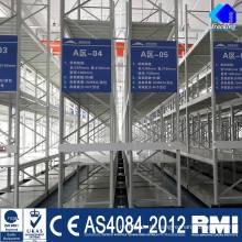 Jracking Warehouse Rack automatische Pulverbeschichtung Ausrüstung