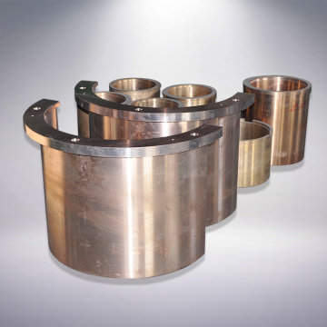 Cement sleeves made by Bronze