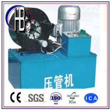 Fabrikverkauf, Finn Power Crimpmaschine für Hydraulikschlauch