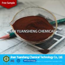 Produits de contrôle de la poussière SLS Sodium Lignin Sulfonate Powder