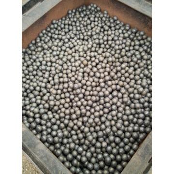 Кованый стальной шарик 45 # 20мм