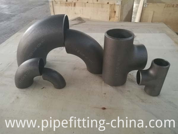EN10253-1 S235 90 Degree Elbow Pipe Fitting