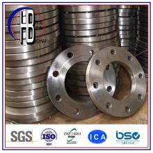 Brida de forja de gran diámetro de acero inoxidable de fábrica