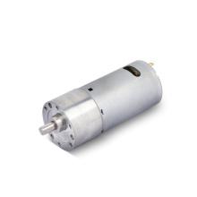 12V High Torque Low Rpm Gear Pitching Machine DC Motor