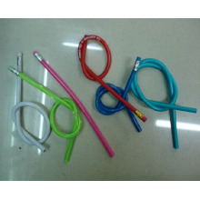 1cm Diameter Flexible Pencil Pencil with Print Logo