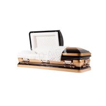 Style américain acier cercueil (16179056)