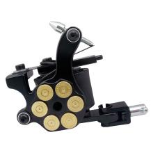 Máquina de bobina de tatuagem por atacado Machine Gun de tatuagem de bala