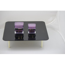 Jy219 le pot cosmétique PMMA avec n'importe quelle couleur 15g