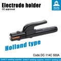 Electrode welding holder DC-114C