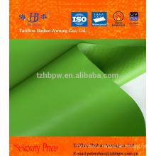 Tecido de poliéster revestido de pvc personalizado