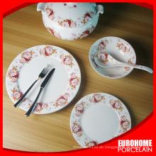 Eurohome fertigt hochwertigen handbemalten Porzellan