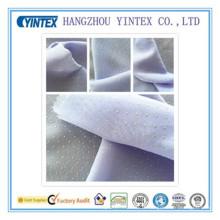 """56 """"tissu pailleté 100% polyester fait main et tricoté, 50d * 50d / 120 * 90"""